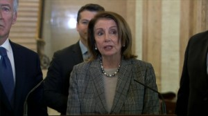 Pelosi declines to comment on possibility of Trump impeachment following Mueller report release